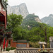 Mont Hua ou Hua Shan