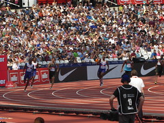 P1040641 (Commander Idham) Tags: muller anniversary games saturday 23 july 2016 team gb great britain rio athletics london olympic stadium 100m relay 3000m steeplechase long jump hurdles 110m
