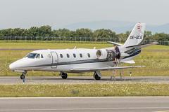 OE-GCG (Amer Konjhodzic) Tags: goldeckflug cessna 560xl citation excel jet planes jets flying aviation