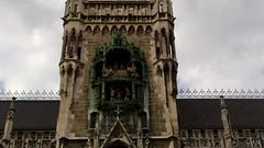 Munich (heytampa) Tags: munich germany neuesrathaus newcityhall newtownhall townhall architecture clocktower bells