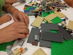 Attivit Minecraft a ItLUG Lecco 2016 (ItLUG) Tags: lego lecco minecraft
