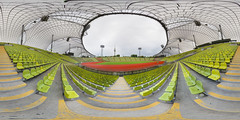 (360x180) Olympiapark Mnchen #ReTouch (Andriy Golovnya (redscorp)) Tags: olympiastadion olympiapark mnchen munich germany deutschland equirectangular 360 360x180 spherical panorama vr retouch