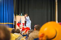 La Befana at Montalto delle Marche - January 2016 (MikePScott) Tags: ascolipiceno buildings builtenvironment camera events featureslandmarks festival fiesta italia italy labefana lemarche lens montaltodellemarche nikon105mmf28vrmicro nikond800 performingarts theatre marche