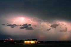 Lightning Composite_composite26 (northern_nights) Tags: composite lightning wyoming nebraska weathersevere clouds night 100v10f