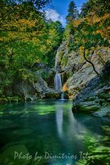 Warefalls Balta di striga HDR (Dimitil) Tags: iliokhorion epirus hellas greece landscape waterfall mountain nature adventure holidaysvacanzeurlaub