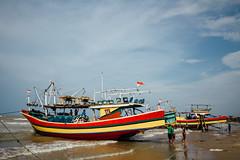 Kapal Nelayan, Bancar Indonesia (AdamCohn) Tags: adamcohn indonesia tuban tubanregency boat fishing fishingboat kapal kapalnelayan ship shipsboats wwwadamcohncom bancar