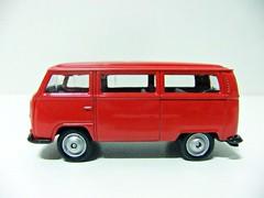 VOLKSWAGEN BUS T2 (1972) - WELLY / NEX (RMJ68) Tags: volkswagen bus t2 vw 1972 welly nex diecast coches cars juguete toy 160