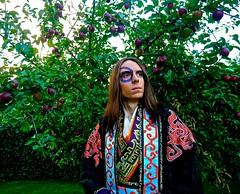 Master On The Mountain (Josh100Lubu) Tags: josh100lubu lordjoshallen master taoism taoist magick magician sorcery occult occultism newage spiritual nature photography chinese facepaint cosplay costume natural