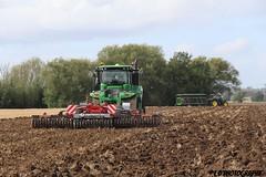IMG_2300 (lesleydoubleday) Tags: johndeere johndeere50thcelebration langar tractor farming farmmachinery