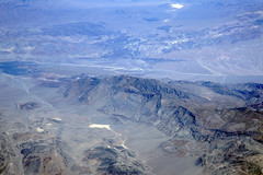 Aerial view of Tin Mountain and the Cottonwood Mountains, Death Valley National Park, Inyo County, California (cocoi_m) Tags: aerialphotograph tinmountain cottonwoodmountains deathvalleynationalpark inyocounty california northerndeathvalleyfaultzone tinmountainfault ubehebecrater