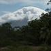 Vulcão Concepción ao amanhecer