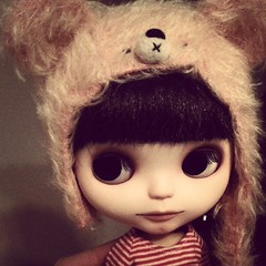 Cute shot of Andrea from last years little doll meet!