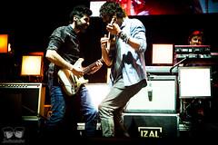 IZAL @ Barclaycard Center (Madrid, 11/04/2015)