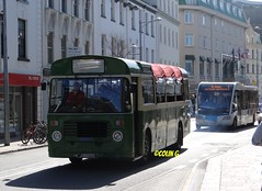 Bristol Solo (Coco the Jerzee Busman) Tags: uk bus bristol islands tiger ps1 cannon jersey swift char tours channel banc leyland stringer wadham lcb lh6l