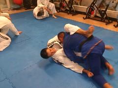 Seminario Marcio Lima( China) GB-Santa Maria- Brasil en Gimnasio Black Belt-Getxo-Spain-Euskadi. Mes de Enero de 2013.