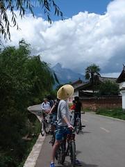 Yunnan biking