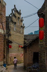 Xingping (cotaro70s) Tags: old town chinese 兴平 中華人民共和国 guangxizhuangzuzizhiqu guilinshi