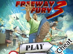 玩命公路暴走3:修改版(Freeway Fury 3 Cheat)