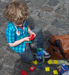 Child with Lego: Marriage Referendum: In The Upper Yard, Dublin Castle (Skyroad) Tags: