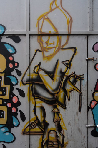 Street Art In Belfast [May 2015]-104635