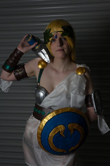 Sophitia At MCM May 2015 (stagga.dibbo) Tags: costume expo cosplay convention comiccon soulcalibur mcm 2015 sophitia mcmcomiccon nataliechibisaru cosplayhibbs