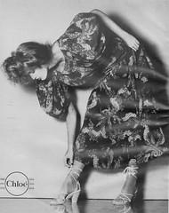 Chloe 1978 (moogirl2) Tags: vogue 70s 1978 70sstyle chlo vintageads vintagevogue 70sfashions