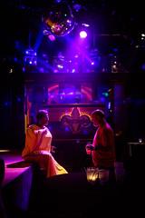 Sing it, girl! #03 (Rice Bear) Tags: club us louisiana unitedstates song neworleans lousiana spotlights