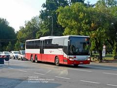 SVT #136 in Viale Milano (AlebusITALIA) Tags: autobus bus tram trasporti trasportipubblici tpl ftv ferrovietramvievicentine svtvicenza vicenza publictransport transportation mobilità