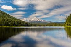 Trillium Lake (waynengphotography) Tags: oregon mounthood trilliumlake