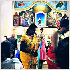 #Hipstamatic #Hornbecker #Robusta #church #catholics #srilanka #colombo #christians #mass #street_photography (Bruno Abreu) Tags: instagramapp square squareformat iphoneography uploaded:by=instagram