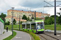 Solaris Tramino S111o #3002 MPK Olsztyn (3x105Na) Tags: solaris tramino s111o 3002 mpk olsztyn mpkolsztyn tram tramwaj strassenbahn polska poland polen
