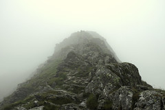 Ridge (croslandadam) Tags: lake mountains district edge helvellyn striding