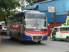 Davao Metro Shuttle 510 (Monkey D. Luffy 2) Tags: philippines philbes bus enthusiasts society daewoo bf106 santarosa cityliner deo8tis