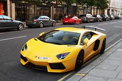 Lamborghini Aventador LP700-4 (R_Simmerman Photography) Tags: street summer london yellow hotel garage united parking uae wing july kingdom harrods arab saudi mayfair lamborghini qatar supercars valet combo sloane 2016 sportcars londoncars knightbridge mansory hypercars aventador carsoflondon lp7004