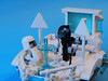 Enjoying the view (joaquínechavarría) Tags: robot fantasy scifi minifig vignette minifigure moc npu purist