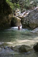 Gole del Salinello (GlobalQuiz.org) Tags: swimming gole del salinello