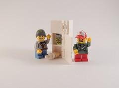 fridge ([E]ddy) Tags: lego legominifiguren legominifigures legominifigs legography legominifigure legominifig legominifis legominifiguur lightbox littleminifigures logo legoalt minifigures minifiguren minifigs minifig minifigure moc minifiguur minifigres man miniig mini movie miniatuur micro fridge machine