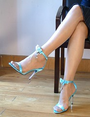 Forever Heels Style AV-LOVE 9 Blue (foreverheels) Tags: highheels shoes ladiesshoes womensshoes stilettos fashion photography wedding