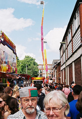 Canon_AE1_2016-07-11_011 (FC Photobank) Tags: uk carnival canon ae1 african oxford drumming cowley 2016 culturalshows