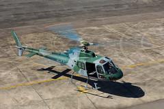 Helibras HB350 (H-50) FAB 8764 (Rodrigo Bertoli) Tags: barf fab fab8764 h50 hb350 helibras rec recife sbrf aeroporto airplane airport aviacao aviao aviation aviao avio esquilo helicopter helicoptero