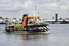 Snowdrop lovely day for a cruise (Elaine 55.) Tags: snowdrop merseyferry rivermersey seacombeterminal merseyside wirral