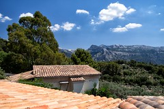 Mallorca mountains (kecal_2) Tags: pentax pentaxk3 k3 mallorca spain balearicislands mountains pentaxart