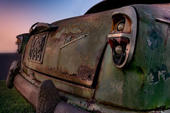 rusting within (marcello.machelli) Tags: rosso rust nikond810 nikon old rusty leftalone abbandoned oldcar oldbanger waste sunset wrinkles car automobile ruggine artrugginita tramonto theendofthejourney theend