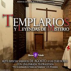 """Ruta """"Templarios y leyendas de misterio"""" en Toledo (leytol) Tags: templarios leyendas toledo rutasdetoledo"""