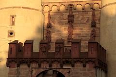 Spalentor Basel ( Baujahr 1356 nach Erdbeben - Stadttor Tor Turm Wehrturm tour tower torre ) der Stadtmauer - Stadtbefestigung in der Altstadt - Stadt Basel im Kanton Basel Stadt der Schweiz (chrchr_75) Tags: christoph hurni chriguhurni chriguhurnibluemailch chrchr chrchr75 august 2016 august2016 albumwehrtürmekantonbasel kantonbasel wehrturm turm tower torre tour kanton basel albumstadtbasel baselstadt stadtbasel kantonbaselstadt stadt schweiz suisse switzerland svizzera suissa city ville シティ by 城市 città город stad ciudad chrigu swiss