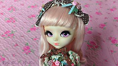 Momo (frm) Tags: momo pullip doll pink cute