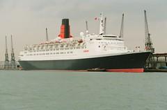 Queen Elizabeth 2 - 169-18 (Captain Martini) Tags: cruise cruising cruiseships liners cunard qe2 rmsqueenelizabeth2 southampton