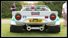IMG_0276 1975 Lancia Stratos (scotchjohnnie) Tags: croftnostalgiaweekend2016 croftnostalgiaweekend croftnostalgiaevent croftcircuit croft historiccars vehicle motorsport autoracing canon canoneos canon7dmkii canonef24105mmf4lisusm scotchjohnnie lancia lanciastratos