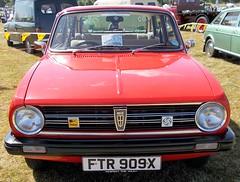 1981 AUSTIN MORRIS MAXI 1750 HL SERIES 2 1748cc FTR909X (Midlands Vehicle Photographer.) Tags: 1981 austin morris maxi 1750 hl series 2 1748cc ftr909x