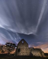 Sky Scape (adam.masterton) Tags: nightscape landscape sky clouds stars polaris northstar plough ursa major minor astrology longexposure